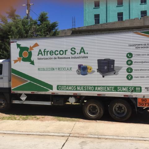Gestión de residuos de talleres mecánicos e industriales
