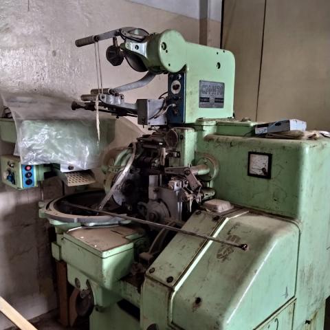 Maquinaria para producción y envoltura de caramelos