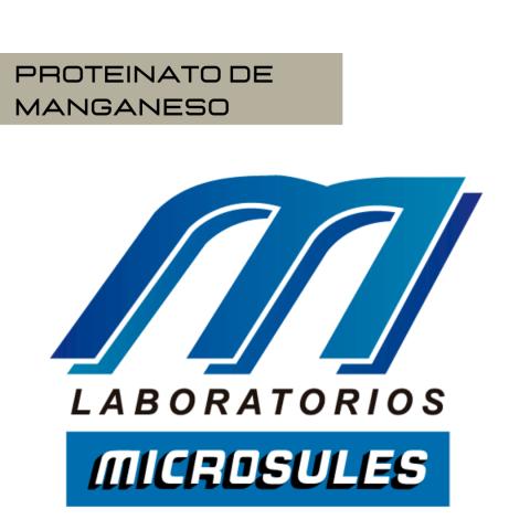 Proteinato de manganeso